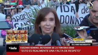 Jubilaciones: lanzan una campaña para frenar las pensiones de privilegio de Cristina Kirchner