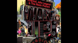 Hang On In There (J.Period Remix) f. Black Thought & John Legend