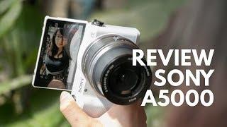 Ini dia kamera mirrorless terbaru dari Sony yang memiliki sensor APSC, yaitu Sony alpha a6600, Apaka.