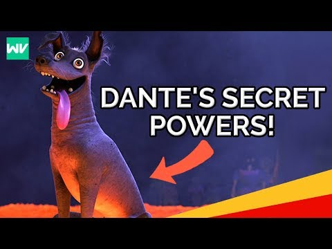 Pixar Theory Dante S Secret Powers And Why He Follows