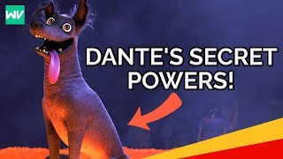Pixar Theory: Dante's Secret Powers and Why He Follows Miguel!: Discovering Disney Pixar's Coco