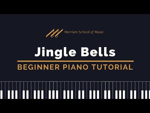 🎹Jingle Bells Piano Tutorial - Christmas Songs For Kids - Free Sheet Music🎹
