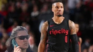 Damian Lillard SHUTS UP HATERS after All Team Selection BACKLASH