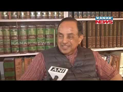 """Subramanian Swamy Shares His View On The Movie """"The Accidental Prime Minister"""""""