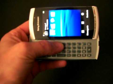 Test du Sony Ericsson Vivaz Pro   par Top-For-Phone.fr