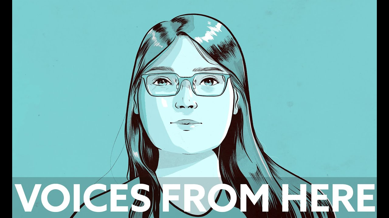 Voices From Here: Jacey Firth-Hagen