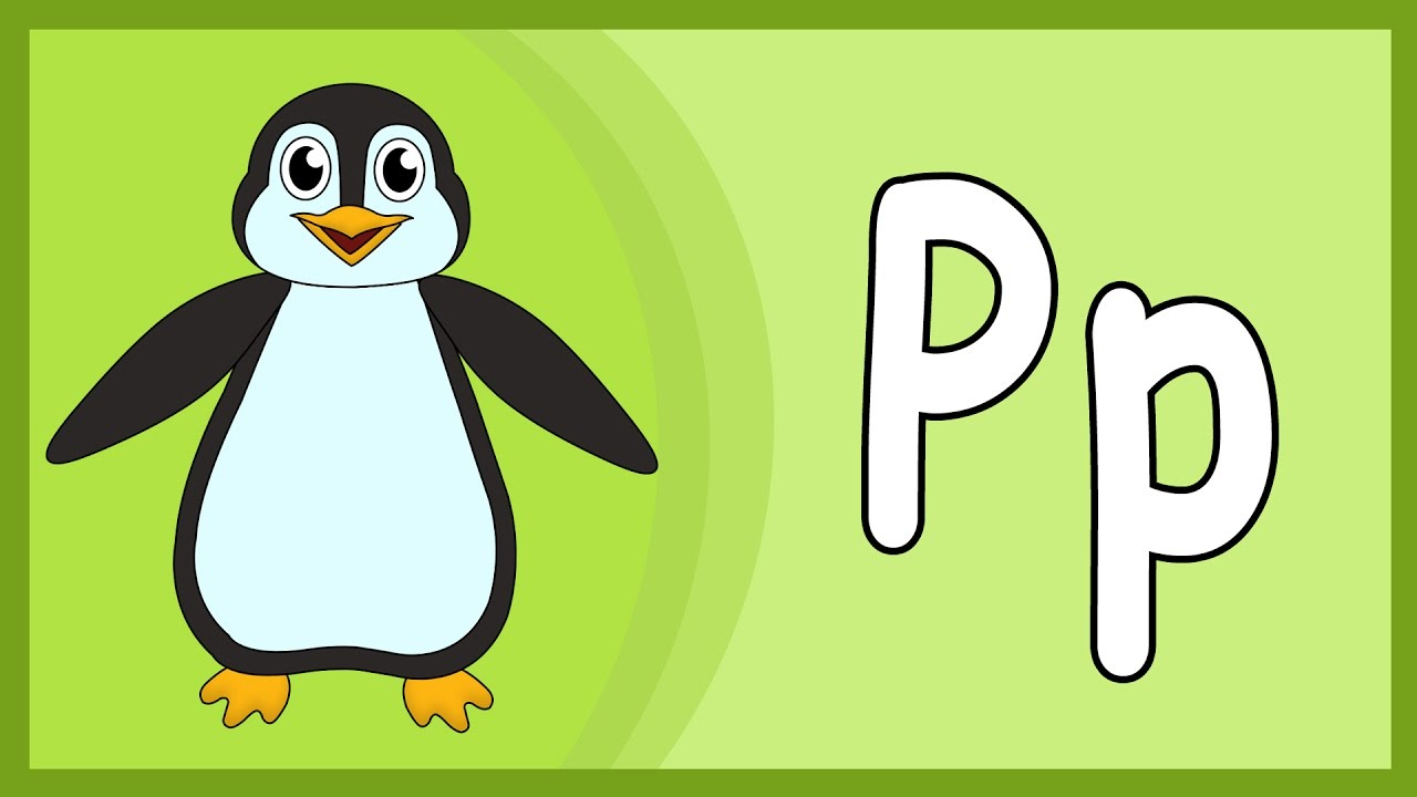 letter p song letter p song learn for toddlers abc 23111 | maxresdefault