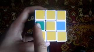 Как собрать кубик Рубика? Видеоурок №11