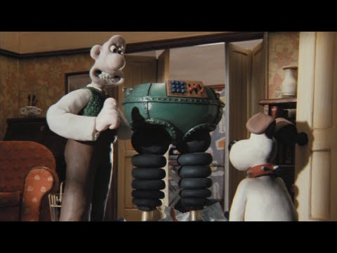 WALLACE AND GROMIT: THE WRONG TROUSERS (1993) - Trilbee Reviews thumbnail
