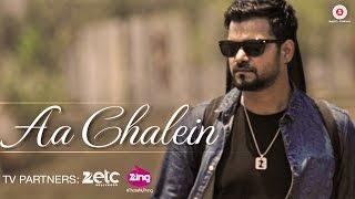 Gambar cover Aa Chalein - Official Music Video | Rahul Pandey & Shivangi Bhayana | Manish Ch