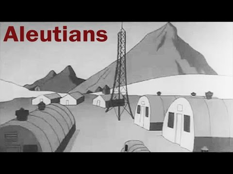 Private Snafu - In the Aleutians | 1945 | WW2 Cartoon | US Army Animated Training Film
