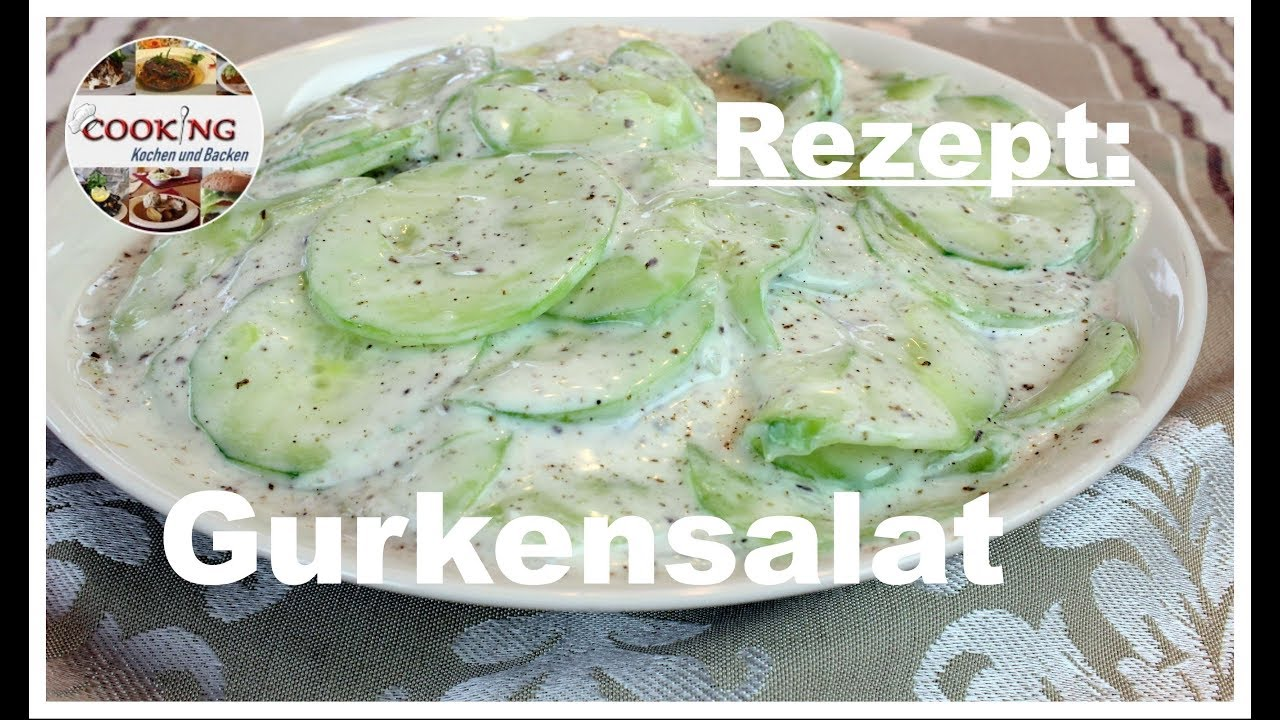 Gurkensalat nach Ayurveda Rezept - ayurvedisch kochen