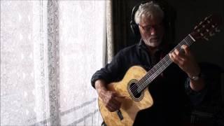 Guarania by Hector Ayala. Harry Verey NEW RECORDING. Takamine TH90
