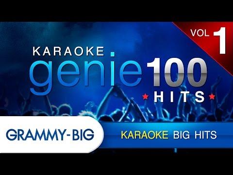 KARAOKE BIG HITs : คาราโอเกะเพลงฮิต Vol.1 (Genie 100 Hits)