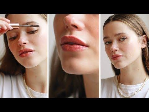 6 Ways You're Doing No-Makeup Makeup Wrong - YouTube