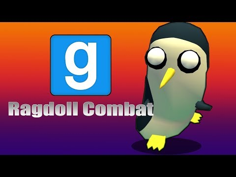 Garry's Mod Ragdoll Combat - Defeating Thanos - Who's Master Chief | Comedy Gaming