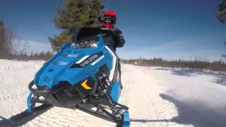 STV 2016 Polaris Switchback Pro X