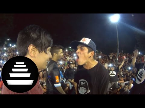 KLAN & REPLIK vs MKS & DUKI - FINAL (Pretemporada 2vs2 2017) - El Quinto Escalón