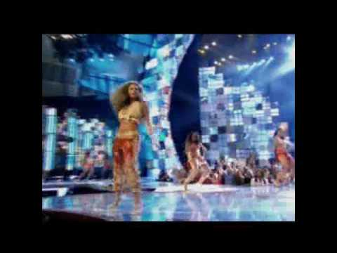 beyonce knowles baby boy, crazy in lovelive @ wma...
