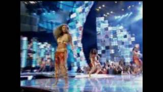 beyonce knowles baby boy, crazy in lovelive @ wma 2003 (subtitulado español)