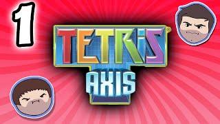 Tetris Axis: No Problems Here! - PART 1 - Grumpcade