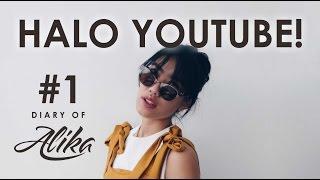DIARY OF ALIKA #1 - HALO YOUTUBE!