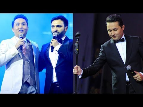 Bahrom Nazarov Konsertda Yig'lab Kuyladi Shov-shuvli Konsertdan Reportaj