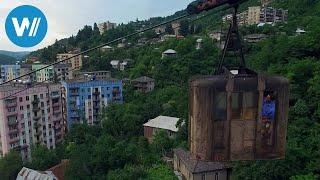 Die schwebenden Särge von Georgien (360° - GEO Reportage)