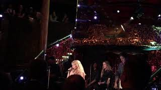 Radio On Kylie Minogue (from Golden) live cafe de Paris London