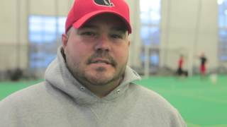 Coach Rick Young, Carleton University Ravens