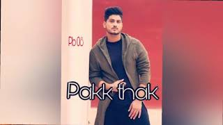 Pakk thak toh bass boosted  song new 2018