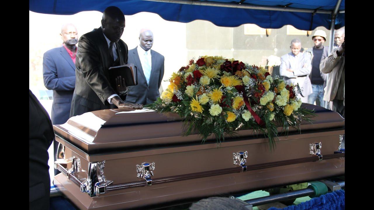 Lt Gen Jock Mundit Omots Funeral Service Video Youtube