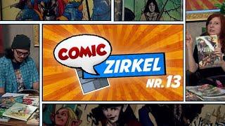 Game One - Comic-Zirkel #13 ~ BATTLE CHASERS / RAT QUEENS / HINTERKIND