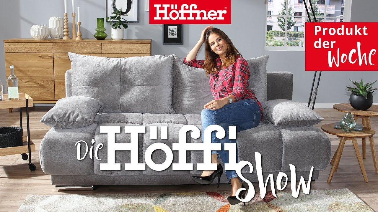 Die Hoffi Show Schlafsofa Mit Boxspringpolsterung Isalie De Luxe