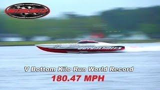 OUTERLIMITS: SV-43 Kilo Run World Record  / Single Pass