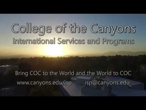 College of the Canyons International Services and Programs Campus