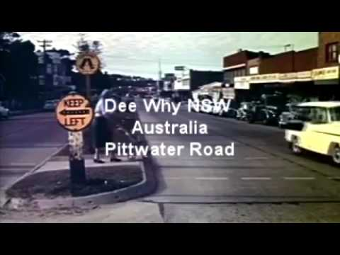 Dee Why NSW Australia - early 1960s