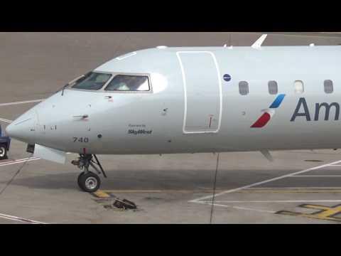 American Eagle CRJ 700 Trip Report from Lubbock, TX to Phoenix, AZ