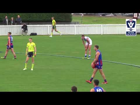 Rd 7 Port Melbourne v North Melbourne VFL Highlights 2018