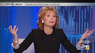 Otto e mezzo - I russi aiutano Lega e 5 Stelle? (Puntata 08/12/2017)