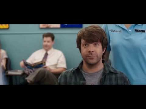 Were The Millers Haircut Funny Scene Youtube