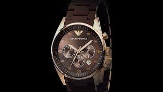 видео Часы emporio armani купить в минске