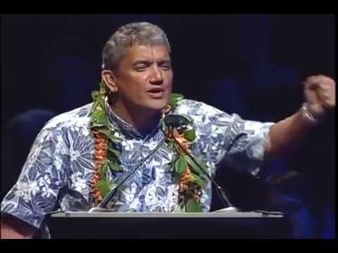 Best Speech Ever: Mayor Billy Kenoi, of Hawai