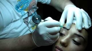 Zarescu Dan Tel 0765558073 Machiaj semipermanent sprincene contur buze ochi nunti make-up_A74.avi