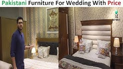 Pakistani Wedding Furniture With Price || Ana interiors || Nursery Furniture Market