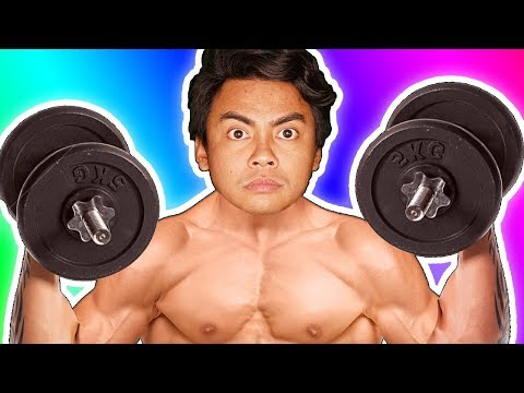 STRONGEST HUMAN ON EARTH!   Roblox