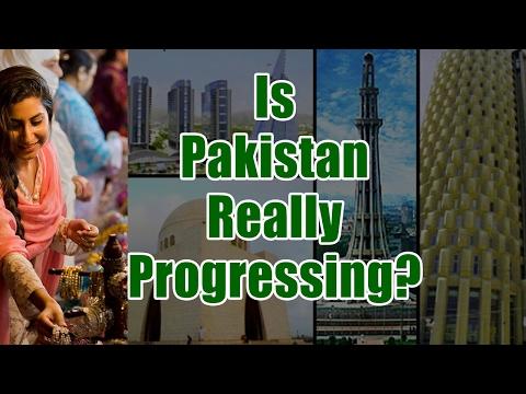progress in pakistan