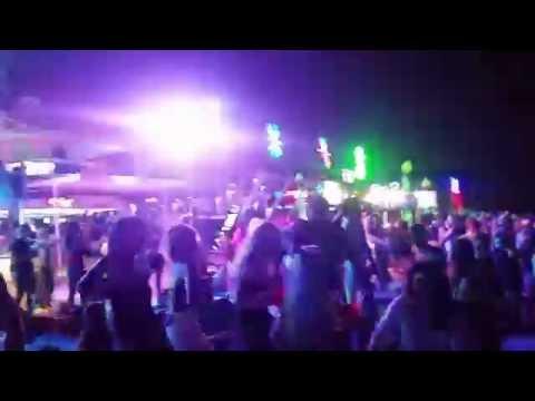 Beach Party at The Ark Bar on Chaweng Beach – Koh Samui