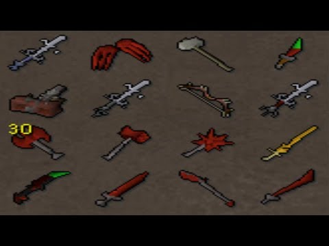 Pking with all Special Attack Weapons