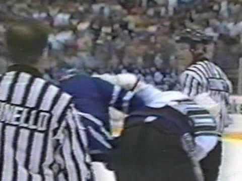 Bob Rouse vs Adam Creighton Jan 21, 1993